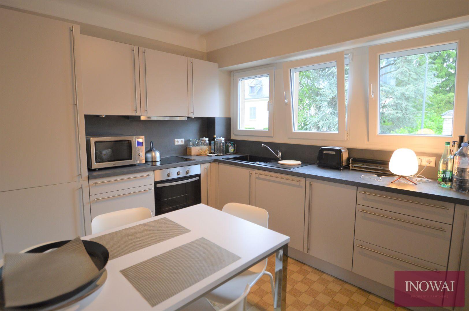 Appartement 2 chambres à Limpertsberg